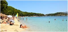 Formentor Beach - Majorca - Spain (lagergrenjan) Tags: beach spain majorca formentor