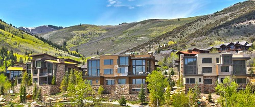 Enclave Townhome 15 at Sun Peak, Park City, Utah