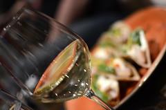 Wine & Tacos (mhaithaca) Tags: ithaca marriott hotel downtownithaca ithacamarriottdowntown food drink wine tacos fishtacos grouper