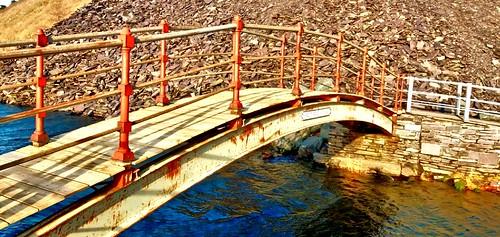 Bridge parc padarn.