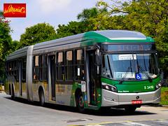 5 3410 DSC_0120 (busManíaCo) Tags: caio millennium brt articulado mercedesbenz o500uda bluetec 5 busmaníaco nikond3100 bus ônibus urbano rodoviário