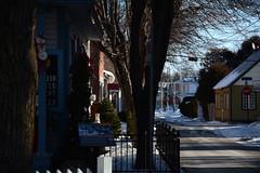 DSC_0084a (Fransois) Tags: rue street terrebonne village calme quiet douceur softness québec ombre shadow