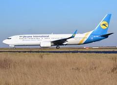 UR-PSD, Boeing 737-8HX(WL), 29686/3259, Ukraine International Airlines, CDG/LFPG, 2017-01-06, Bravo loop (alaindurandpatrick) Tags: urpsd 296863259 737 737ng 737800 738 boeing boeing737 boeing737ng boeing737800 jetliners airliners ps ukraineinternationalairlines airlines cdg lfpg parisroissycdg airports aviationphotography