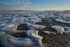 Mare d'inverno (paolo-p) Tags: mare sea ghiaccio ice nuvole clouds grado gradopineta