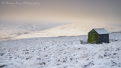 View From The Hill (.Brian Kerr Photography.) Tags: elvanfoot scotland scotspirit winter snow cold freezing outdoor outdoorphotography photography landscapephotography scottish scottishborders scottishlandscapes shed hut southlanarkshire lanarkshire frosty snowing weather nature naturallandscape clouds sunrise photographer light availablelight sony a7rii farm mountain