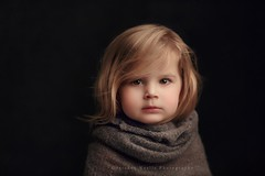 Keeping Warm (gretchennoelle) Tags: family lucca nuria personal studio child michiganchildphotographer toddler