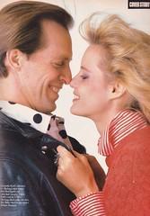 Keith Carradine and Lori SInger  for InFashion 1985 (moogirl2) Tags: 80s 80sfashion 1980s 1980sfashion vintage retro infashion keithcarradine lorisinger fame footloose barrymckinley 80sfilm film tv