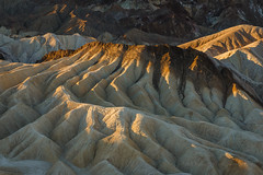 Eroded Hills by Gower Wash, Death Valley (Jeffrey Sullivan) Tags: eroded hills gower wash zabriskie point death valley national park deathvalley nationalpark california usa landscape nature travel photography canon eos 6d roadtrip photo copyright 2017 jeff sullivan january allrightsreserved