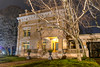 The Good Life (tquist24) Tags: elkhart hdr indiana nikon nikond5300 ruthmeremansion architecture geotagged lights longexposure night tree trees