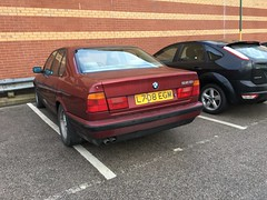 BMW E34 525i SE (auto) (VAGDave) Tags: bmw e34 525i se auto 1993