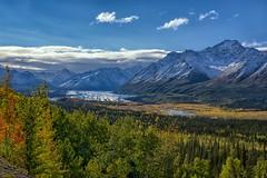 Matanuska Glacier (Philip Kuntz) Tags: matanuskaglacier glaciers valleyglacier autumn fallfoliage matanuskariver glennhighway palmer glennallen alaska