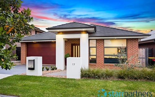 17 Fairfax Street, The Ponds NSW 2769