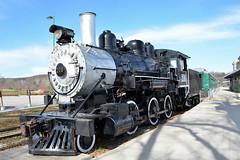 Angelina & Neches River Railroad, Indiana Railroad Museum No. 208, Indiana, French Lick (EC Leatherberry) Tags: indiana locomotive railroad orangecounty steam indianarailroadmuseum angelinanechesriverrailroad