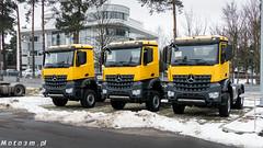 Mercedes Arocs - Mercedes-benz Grupa Wróbel Straszyn-1340607