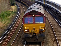 66094 dollandsmoor wembleyeuropeanfreightoperationscentre emptysteel hayange ebange 4e32 traindriver