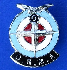 (ORMA) Owen Racing Motor Association - membership badge (1960's) (RETRO STU) Tags: orma ruberyowencompanyltd siralfredowen owenrackingmotorassociation britishgrandprixracing britishracingmotorsresearchtrust brm britishformula1carracing raymondmays enamelbadge marplesbeasleyofbirmingham