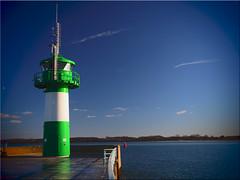 The small lighthouse in Travemünde (Ostseetroll) Tags: deu deutschland geo:lat=5396196874 geo:lon=1088642120 geotagged lübecktravemünde schleswigholstein travemünde ostsee balticsea leuchtturm lighthouse mole trave