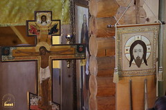 71. Patron Saint's day at All Saints Skete / Престольный праздник во Всехсвятском скиту