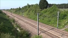 French High Speed - TGV PSE in the direction of Paris. (Franky De Witte - Ferroequinologist) Tags: de eisenbahn railway estrada chemin fer spoorwegen ferrocarril ferro ferrovia
