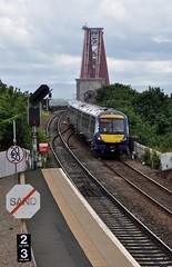 170471 (robert55012) Tags: bridge scotland fife scotrail forth northqueensferry turbostar class170 abellio 170471 2g75