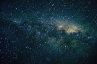 Abraham miró las estrellas y creyó.