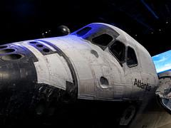 Atlantis Cockpit (altsaint) Tags: florida panasonic atlantis spaceshuttle kennedyspacecentre gf1