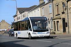 Blue Bus, Shotts YJ61JGX (busmanscotland) Tags: blue bus solo wilsons rhu shotts opatre m960 yj61jgx