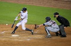 Tigers vs. Yankees: 6/20/2015 (apardavila) Tags: sports baseball yankeestadium newyorkyankees mlb majorleaguebaseball brettgardner