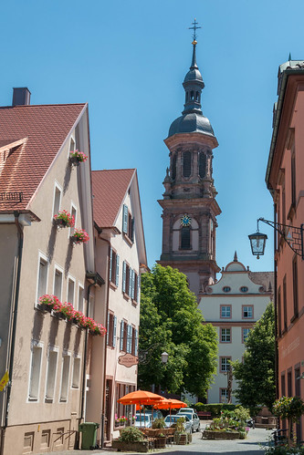Abbaye de Gengenbach