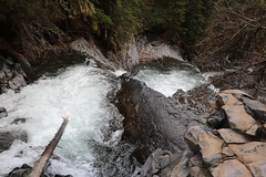 Upper Spray falls dead mans flats Alberta Canada (davebloggs007) Tags: canada june dead falls spray flats upper mans alberta 2015