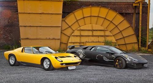 Lamborghini Miura & Murcielago