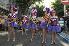 FiestaFlickr.41 (Trev Thompson) Tags: travel carnival girls friends people tourism childhood smiling festival children happy togetherness spain community europe fiesta emotion culture pals location photographic andalucia parade sanjuan together type procession pageant mates lanjaron groups youngpeople reveller troupe revellers orgiva attributes youngchildren lookingatthecamera fiestadesanjuan
