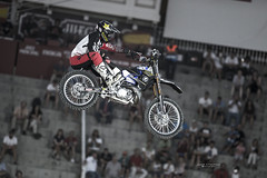 Adelberg 4968 (Jos Martn-Serrano) Tags: plaza las red freestyle bull moto toros motocross ventas saltos xfighters adelberg