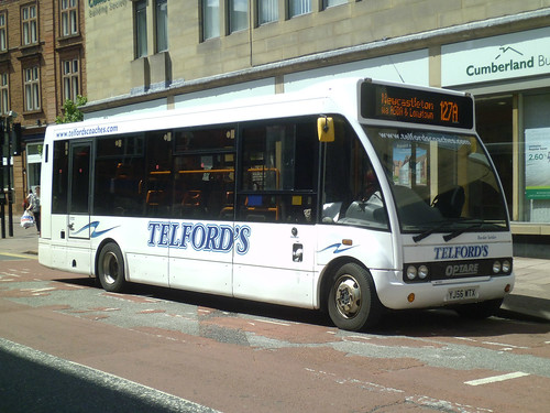 Optare Solo - YJ56WTX