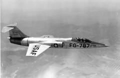 Lockheed XF-104 53-7787 [mfr AJ8122 via RJF] (San Diego Air & Space Museum Archives) Tags: lockheedstarfighter xf104 aircraft 537787 aviation airplane militaryaviation prototype unitedstatesairforce usairforce usaf lockheed lockheedf104starfighter lockheedf104 f104starfighter f104 starfighter lockheedxf104starfighter lockheedxf104 xf104starfighter wrightj65 j65 armstrongsiddeleysapphire sapphireengine sapphire