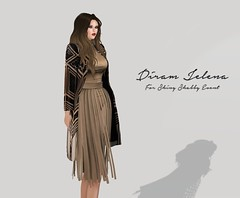 Diram Je Suis (╠ Lainee Baxton ╣) Tags: fashion secondlife maitreya hairfair secondlifefashion lelutka glamaffair lelutkaapplier