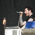 SKINDRED - Metaldays 2015, Tolmin