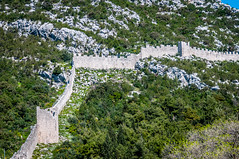 The Stone Walls of the City of Ston, Croatia (Everything Everywhere) Tags: europe croatia walls dubrovnik ston