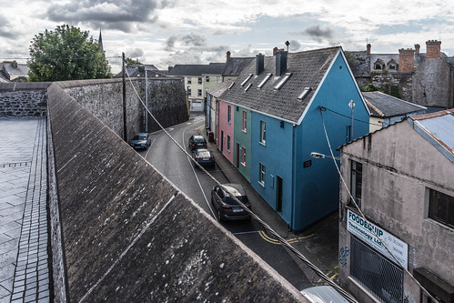VIEWS OF THE CITY FROM THE WALLS OF ELIZABETH FORT [CORK] REF-106673