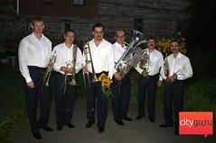 Музыкально-благотворительный вечер во дворе музея Этнографии