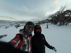 20150725-165153-GOPR0839.jpg (Foster's Lightroom) Tags: snow skiing au australia newsouthwales snowskiing perisher smiggins smigginholes katiemorgan adamfoster kathleenannmorgan snowtrip2015