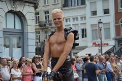 Gay Pride Antwerpen 2015 (O. Herreman) Tags: gaypride antwerpen 2015 belgie belgium nikond3200 antwerppride summer zomer outdoor kinky pride leather leder topless gayprideantwerp antwerp anvers