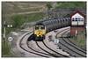 66553 (elr37418) Tags: kevssc blea moor uk england yorkshire 66 settle carlisle signalbox coal train freightliner canon eos 400d railway moorland signals