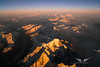 Sunset above the Alps (gc232) Tags: samyang 20mm f18 ultra wide angle lens canon 6d alps alpes alpi mountain mountains range aerial live from flight deck sunset sunrise snow awesome light altitude above fly flying airplane window view