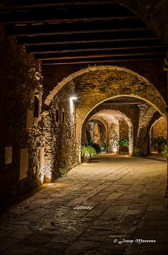 Entre pedres i arcades