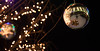 Props if you can figure out where the camera is! (mike.hodson) Tags: reflection art selfie self portrait lights christmas night photography bokeh tree plant nature building outside canon 5dmkii 5d
