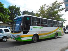 Jian Liner 29 (Monkey D. Luffy ギア2(セカンド)) Tags: bus mindanao photography photo philbes philippines philippine enthusiasts society isuzu
