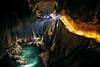 Škocjan Caves (Don César) Tags: slovenia eslovenia slowenia škocjancaves cueva gruta rio river dark tourism earth rocks light path moria