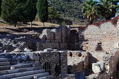 IMG_449a2 (goaniwhere) Tags: ephesus ephesusturkey turkey ancientcity historicsite history rubble ruins grandtheatre libraryofcelsus mycenean