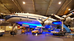Lockheed L-749 Constellation c/n 749-2604 registration N749NL (sirgunho) Tags: lelystad aviodrome aviation museum airport dda stichting fokker preserved aircraft aeroplane luchtvaart lockheed l749 constellation cn 7492604 registration n749nl